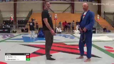 Kevin Duran vs Thomas Stevenson 2020 Colorado State Championships