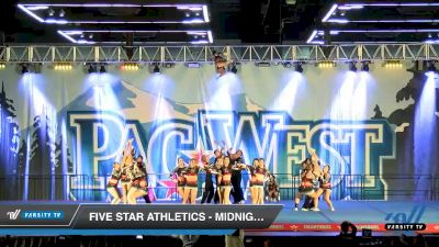 Five Star Athletics - Midnight [2020 L6 International Open - NT - Coed Day 2] 2020 PacWest