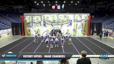 Victory Vipers - Snake Charmers [2021 L2 - CheerABILITIES - Exhibition] 2021 MG Bead Blast