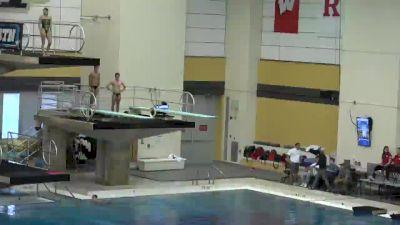 2018 ACC vs B1G Challenge Day 1 Purdue | Big Ten Men's Swim Dive