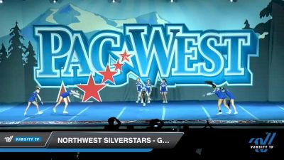 Northwest Silverstars - Glitter [2020 L1 Youth - D2 - Small - A Day 1] 2020 PacWest