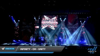 Infinity - OH - Unity [2020 L1 Junior - D2 - Small Day 2] 2020 JAMfest Cheer Super Nationals