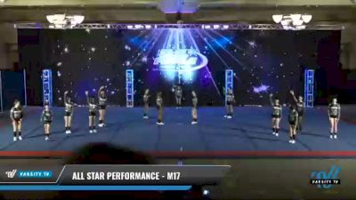 All Star Performance - M17 [2021 L2 Perf Rec - 18 and Younger (NON) Day 2] 2021 The U.S. Finals: Phoenix
