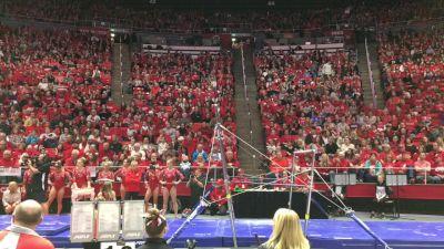 Tiffani Lewis, Utah - Bars - 2018 Utah vs BYU