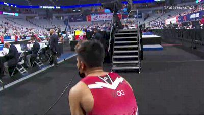 Yul Moldauer - Parallel Bars, 5280 Gymnastics - 2021 US Championships Senior Competition International Broadcast