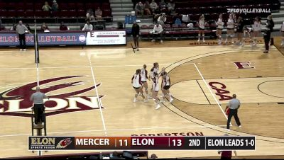 Replay: UNC Asheville vs Elon - 2021 Aggie/Phoenix Volley for Unity | Sep 11 @ 6 PM