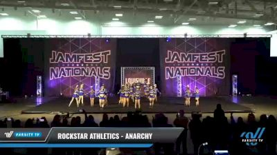 Rockstar Athletics - Anarchy [2021 L3 Senior Day 1] 2021 JAMfest: Louisville Championship