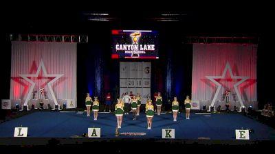 Canyon Lake High School [2018 Intermediate Small Game Day Day 2] NCA Senior & Junior High School National Championship