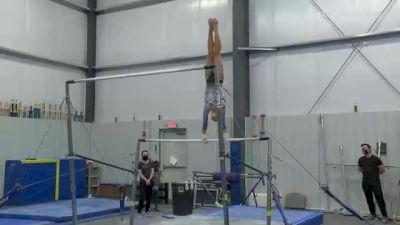 Kailin Chio - Bars, Gymcats Gymnastics - 2021 American Classic and Hopes Classic