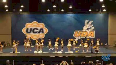 University Laboratory [2020 Game Day Large/Super Varsity Day 2] 2020 UCA Magnolia Championship