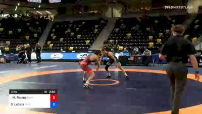 57 kg Consolation - Matthew Ramos, Gopher Wrestling Club - RTC vs Sam Latona, TMWC / SERTC