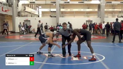Prelims - Tariq Wilson, NC State vs Yarhoski Aldiva, ODU-Unattached