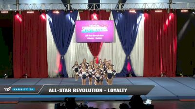 All-Star Revolution - Loyalty [2021 L2 Junior - Medium Day 1] 2021 The American Spectacular DI & DII