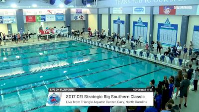Big Southern Classic Girls 13-14 200 Fly B Final