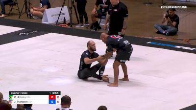 Roberto Abreu vs John Hansen 2019 ADCC World Championships