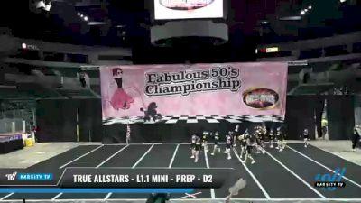 True Allstars - L1.1 Mini - PREP - D2 [2021 Hope] 2021 ACP Disco Open Championship: Trenton