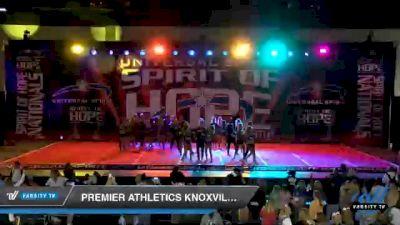 Premier Athletics - Jaws [2021 Senior Medium Coed 6 Day 2] 2021 Universal Spirit: Spirit of Hope National Championship