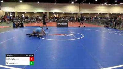 101 lbs Prelims - Kiera Partello, Florida vs Mary Manis, Florida