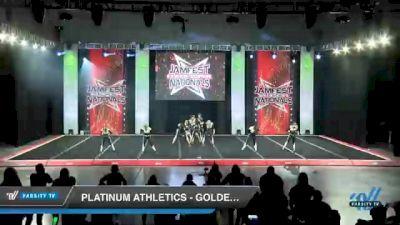Platinum Athletics - Golden Girls [2021 L4 Junior - Small - A Day 1] 2021 JAMfest Cheer Super Nationals