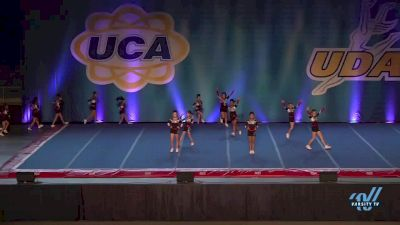 Steele Athletics-Rose Gold [2018 International Junior 3 Day 2] UCA UDA Mile High Championship