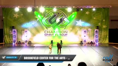 Brookfield Center for the Arts - Haley VandenHeuvel & Aubrey Plemons [2021 Tiny - Duo/Trio - Jazz Day 1] 2021 CSG Dance Nationals