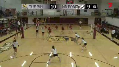 Replay: Turpin vs Milford   Sep 9 @ 6 PM