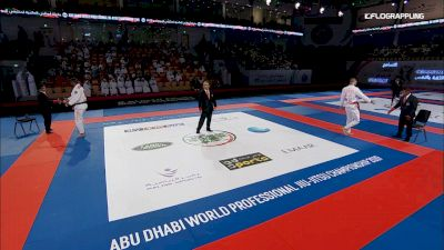 Eldar Rafigaev vs Ricardo Evangelista Abu Dhabi World Professional Jiu-Jitsu Championship