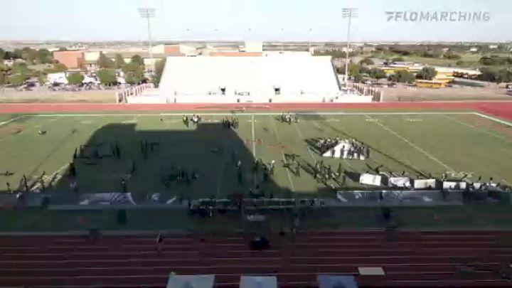 """Chisholm Trail High School """"Fort Worth TX"""" at 2021 USBands Saginaw Regional"""