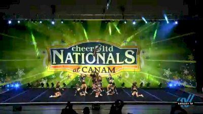 Savannah Sharks - Relentless [2021 L6 Senior - XSmall Day 2] 2021 Cheer Ltd Nationals at CANAM