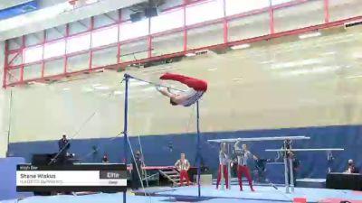 Shane Wiskus - High Bar, U.S.O.P.T.C. Gymnastics - 2021 Men's Olympic Team Prep Camp