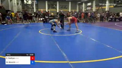 65 kg Consolation - Caleb Rathjen, Sebolt Wrestling Academy vs Matthew Bianchi, Askren Wrestling Academy Lake Country