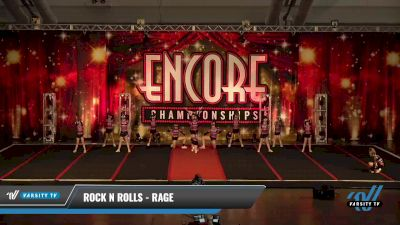Rock N Rolls - Rage [2021 L2 Youth - D2 Day 2] 2021 Encore Championships: Pittsburgh Area DI & DII