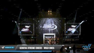 Geneva Xtreme Cheer - Wild ones [2021 L1 Junior - Small Day 1] 2021 The U.S. Finals: Louisville