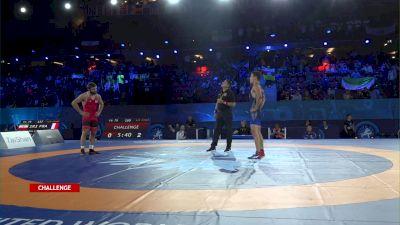 79 kg 1/4 Final - Nika Kentchadze, Georgia vs Georgios Kougioumtsidis, Greece