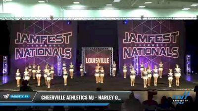 CheerVille Athletics MJ - Harley Quinn [2021 L2 Junior - Medium Day 2] 2021 JAMfest: Louisville Championship