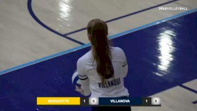 Replay: Marquette vs Villanova | Sep 24 @ 7 PM