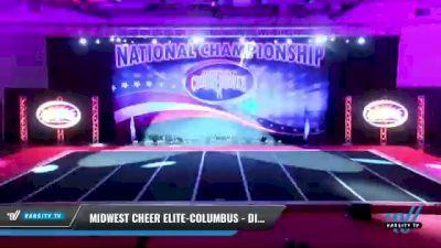 Midwest Cheer Elite-Columbus - Dior4 [2021 L4 Senior Coed Day 1] 2021 ACP: Midwest World Bid National Championship