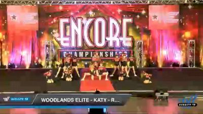 Woodlands Elite - Katy - Raiders [2020 L2 Youth - Small Day 1] 2020 Encore Championships: Houston DI & DII