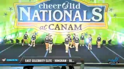 East Celebrity Elite - Hingham - Bling [2021 L1 Mini - Small Day 1] 2021 Cheer Ltd Nationals at CANAM