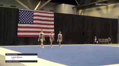 Lainie Bolton - Women's Group, AGSA - 2021 USA Gymnastics Championships