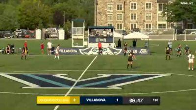 Replay: Colorado College vs Villanova | Aug 27 @ 4 PM