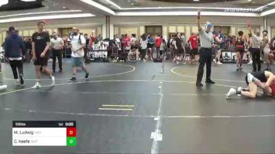 152 lbs Round Of 32 - Jarron Campbell, Sanderson Wr Ac vs Gabriel Smith, Lionheart