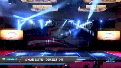 Wylie Elite - Obsession [2021 L1 - U17 Day 3] 2021 ACP Southern National Championship