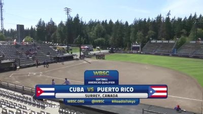 Full Replay - WBSC Olympic Qualifier (Americas) - Aug 29, 2019 at 5:17 PM CDT