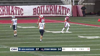 Replay: UNH vs Stony Brook | Sep 2 @ 9 PM
