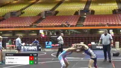 75 lbs Rr Rnd 4 - Shea Richter, Team Lincoln vs Jack Silfies, Elite Athletic Club Stars
