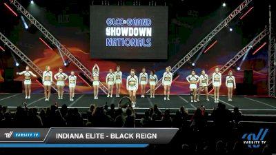 Indiana Elite - Black Reign [2020 L6 Senior - XSmall Day 2] 2020 GLCC: The Showdown Grand Nationals