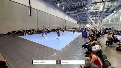 Team freedom vs Bounce - 2020 Mizuno Boston Volleyball Festival