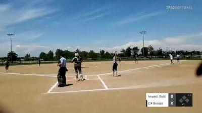 CA Breeze vs. Impact Gold - 2021 Colorado 4th of July