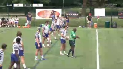 Irish Rugby vs. Fort Hunt - 2021 Boys HS Nationals